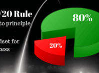 The 80-20 rule Pareto principle