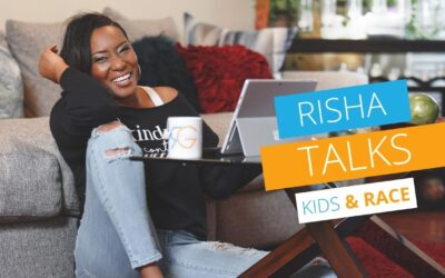 Risha Talks [VIDEO]: Kids & Race