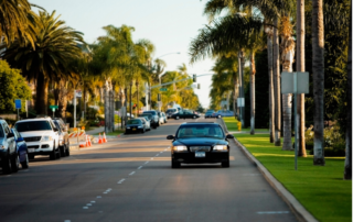 Street-view in California