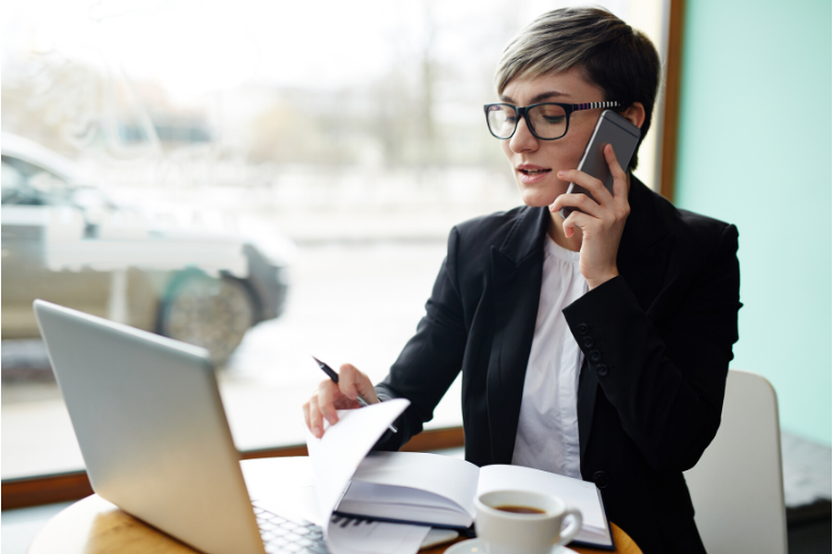 How to Get Debtors on the Phone Without Breaking the Law