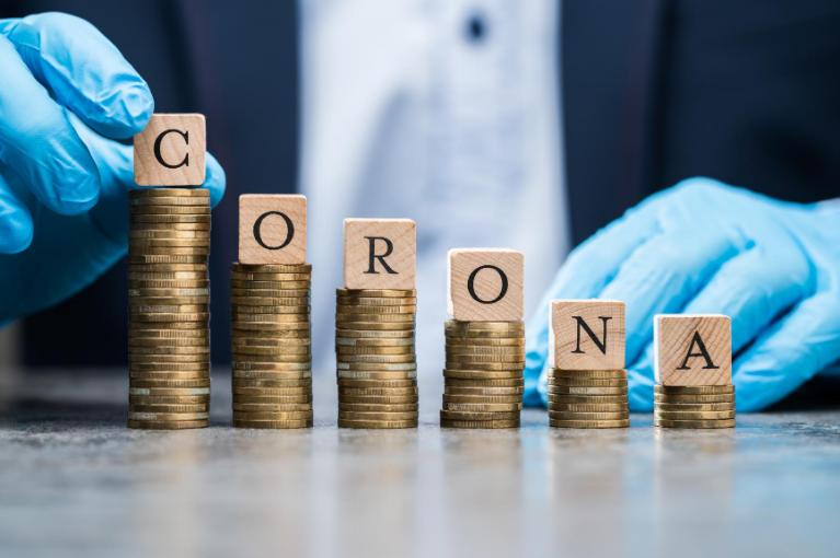 Corona virus and finances
