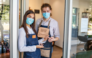 Keeping business open during the pandemic