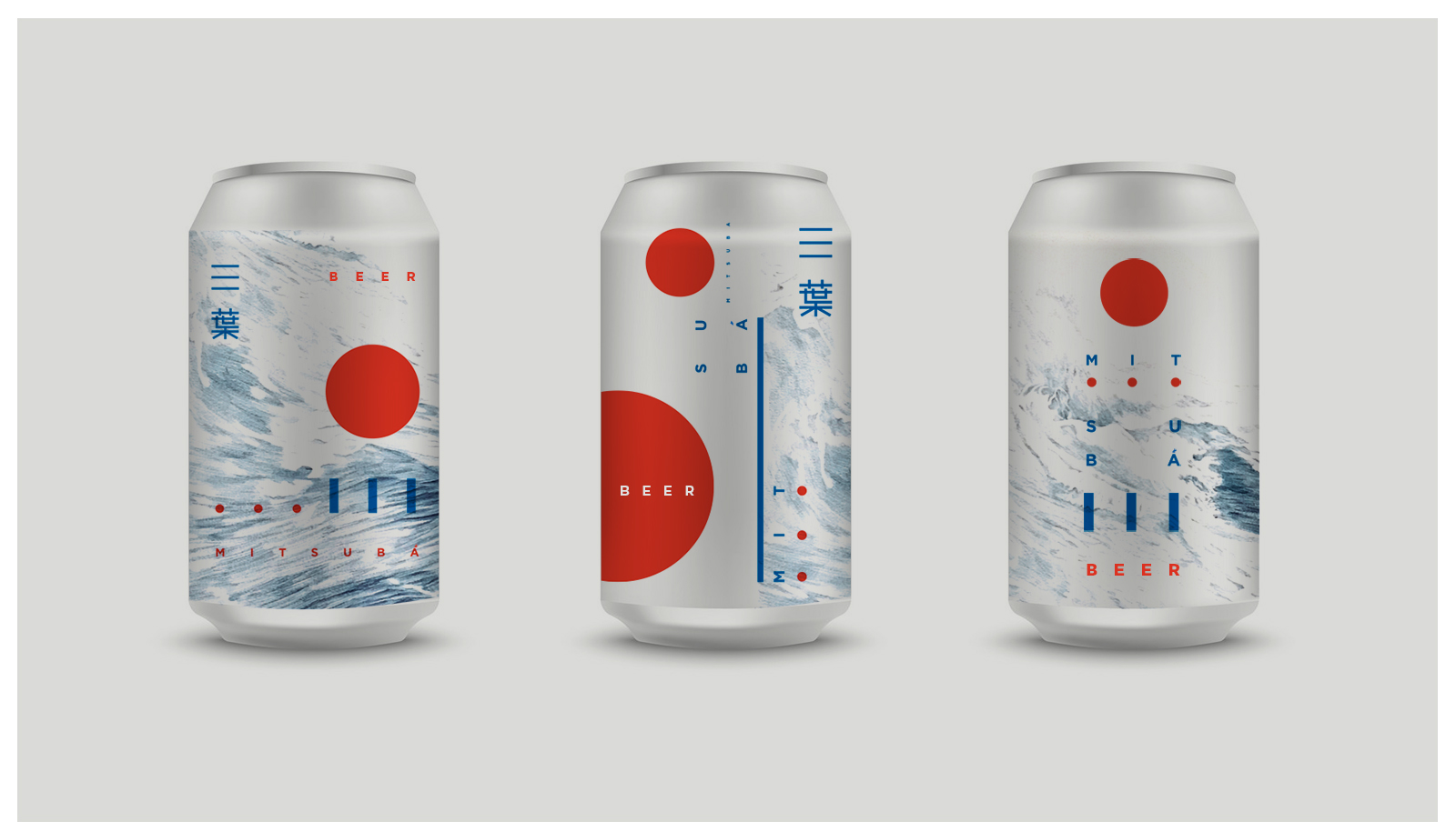 Blank aluminum can mockup for soda or beer in realistic 3d style.