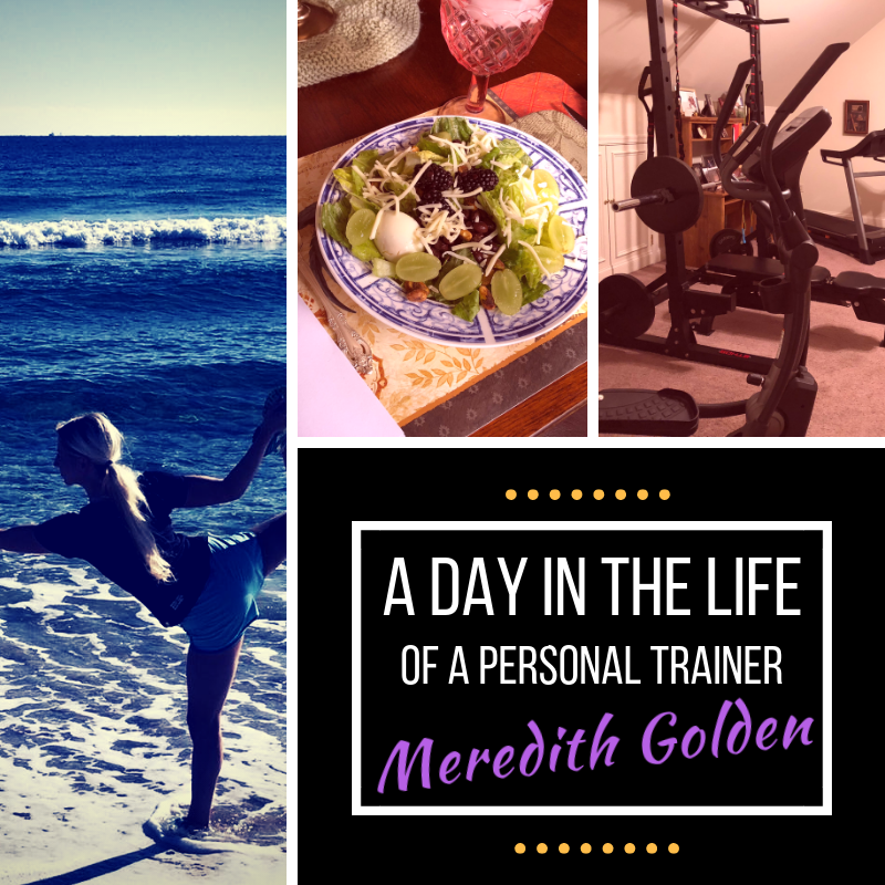 Day in the Life of a Personal Trainer: Meredith