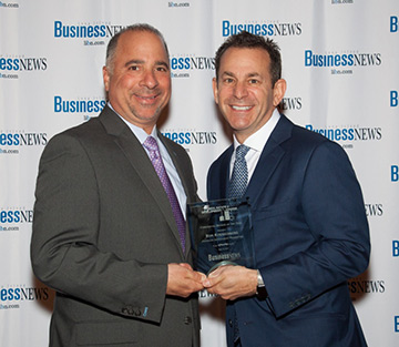 Long Island Business News Commercial Broker of the Year!