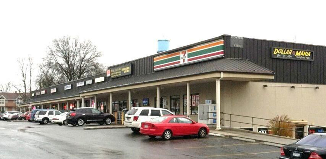 Long Island Retail Plaza Sold
