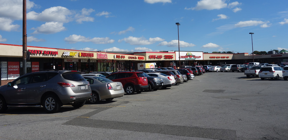 West Hempstead, NY - Cherry Valley Shopping Center