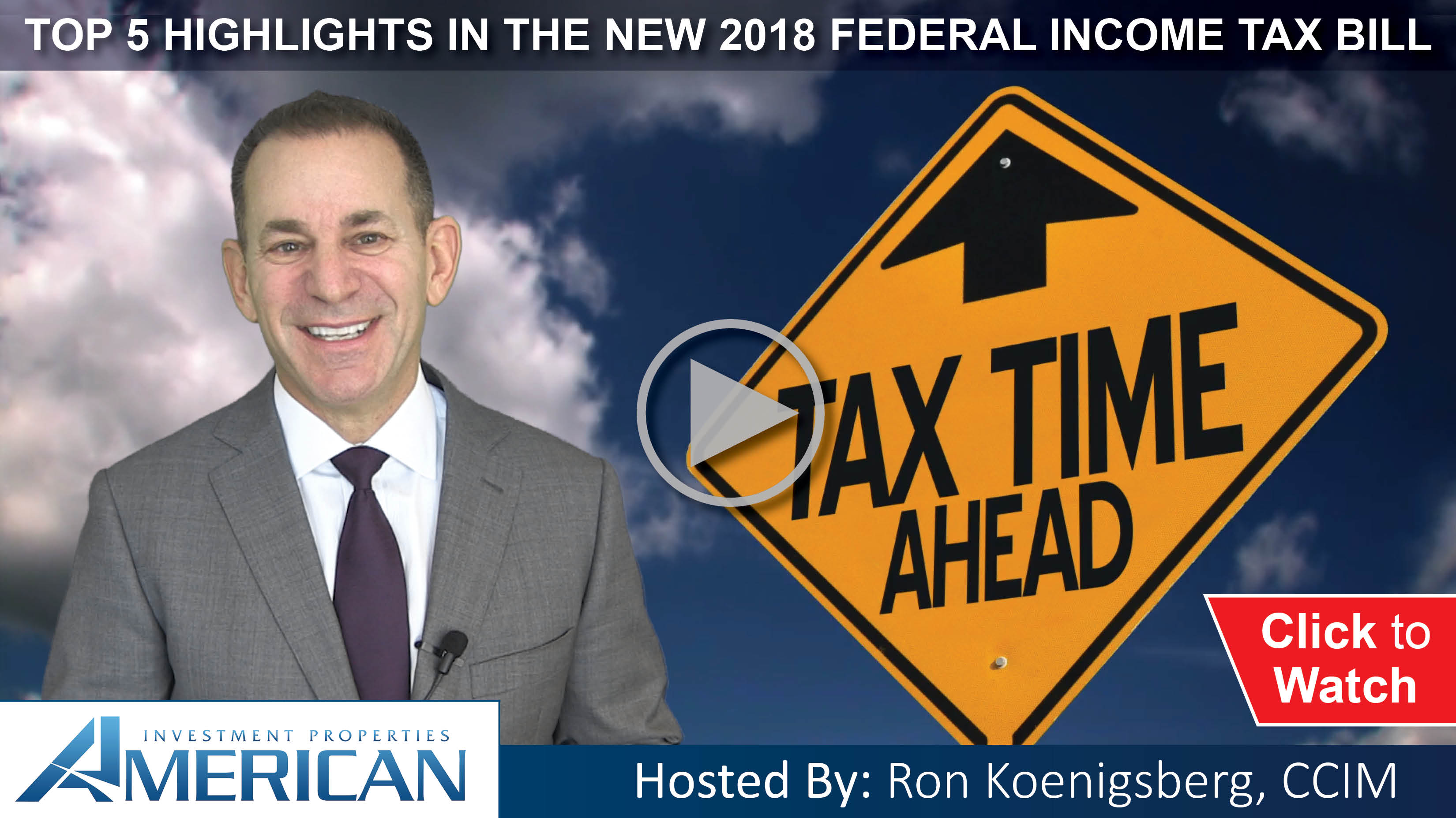 2018 Federal Reserve Rate Hike on Commercial Real Estate Video