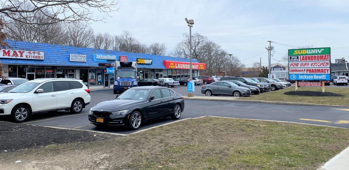 Image of East Patchogue Retail Property For Sale