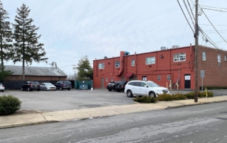 Parking lot of Mixed-Use Building at 145 Sunrise Highway in Lindenhurst, NY