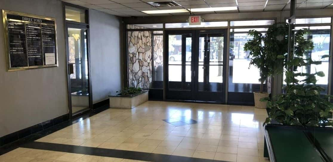 Alternate View of Lobby