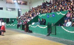 [ECUADOR] Evento cultural IYF en el Colegio New Life