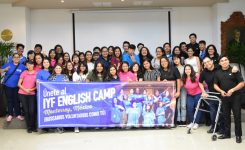 [México] Primer taller de voluntarios rumbo al IYF English Camp 2018