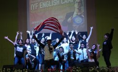 [Paraguay] IYF English and Dance Camp