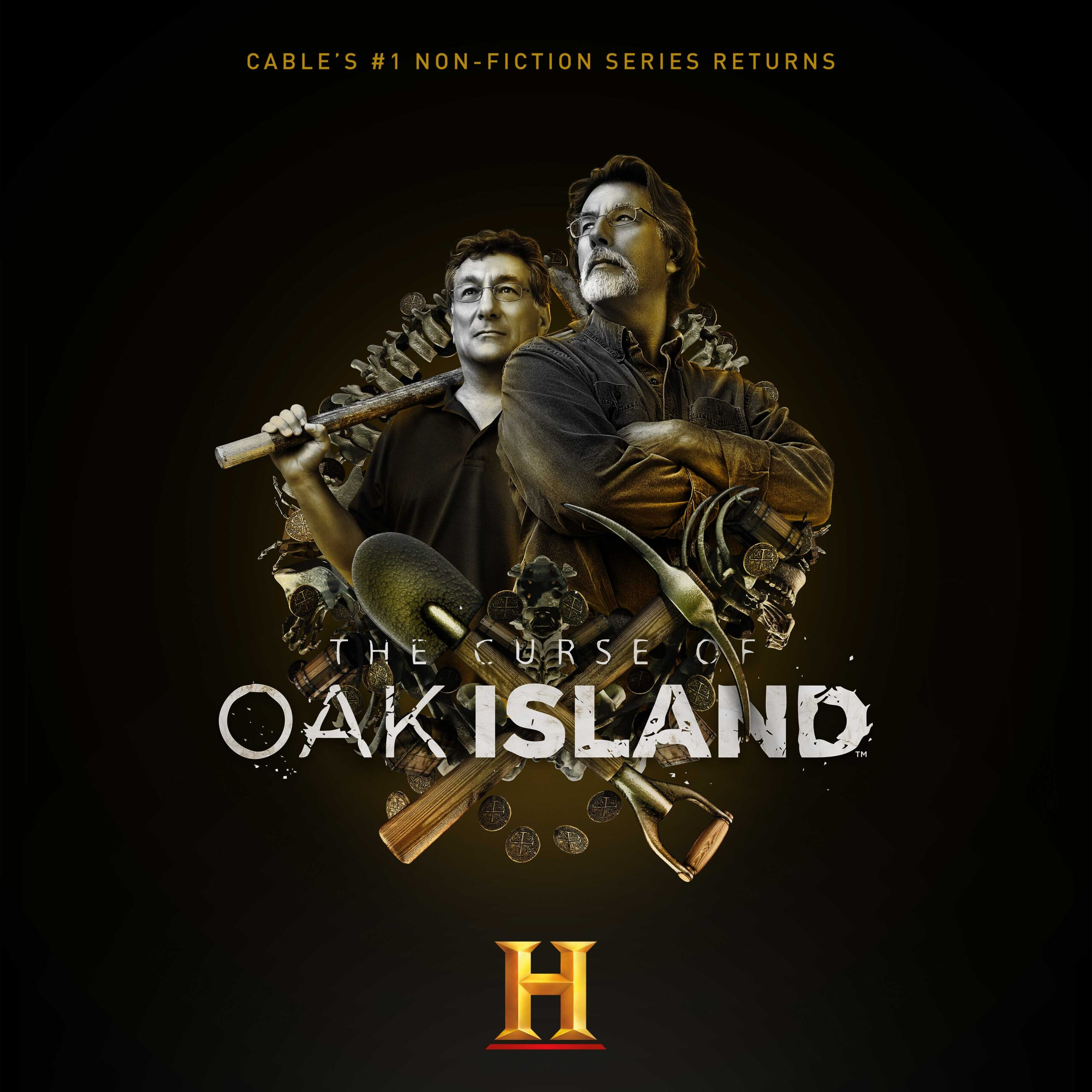THE CURSE OF OAK ISLAND – SEASON 7