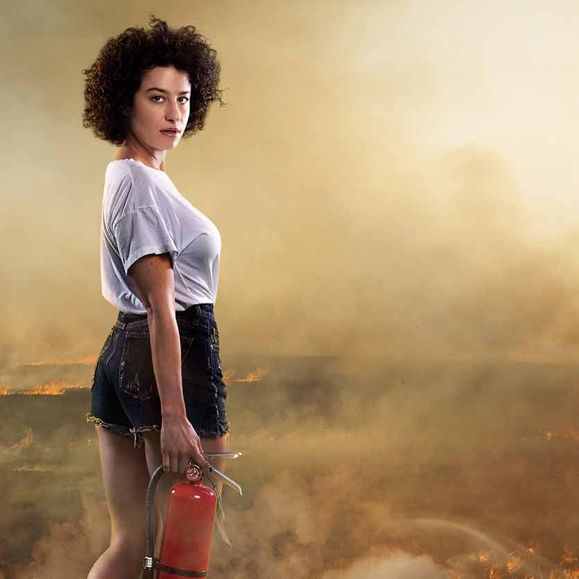 AMAZON ORIGINAL – ILANA GLAZER: THE PLANET IS BURNING