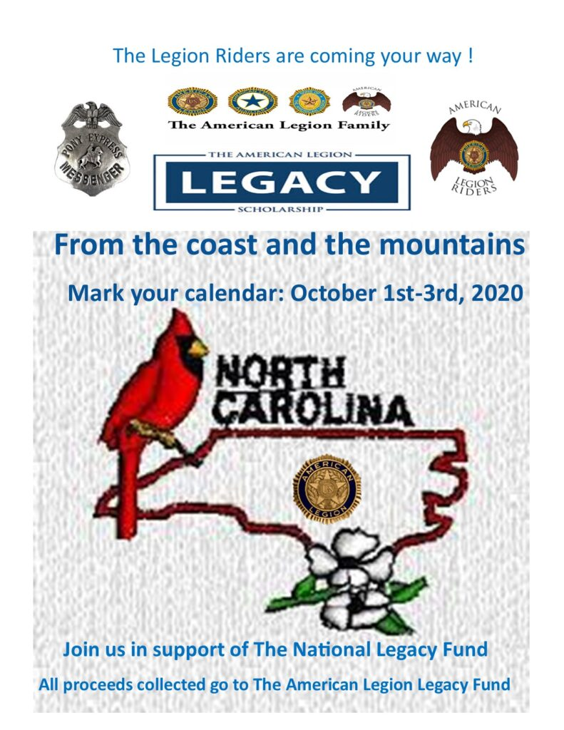 Legacy Run UPDATED Brochure1 DATE CHANGE