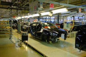 An Automotive Assembly Line