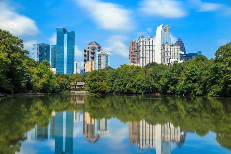 Mid-Town Atlanta