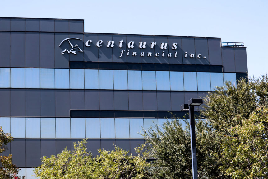 Centaurus Top 40 Independent Broker/Dealers