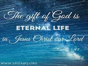 What Are Your Wages Death Or Eternal Life