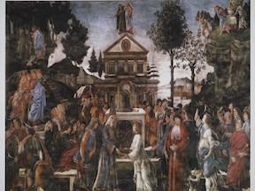 Jesus begins His ministry Part 4