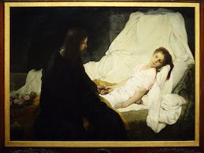 Raising of Jarius' Daughter