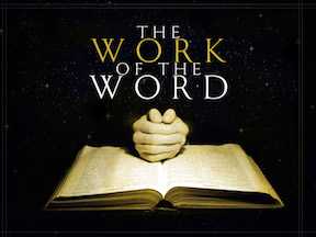The Work of God Is?