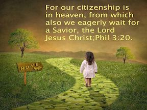 Kingdom Citizenship Part 1