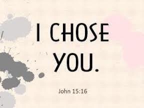 Chosen by God in Christ