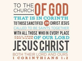 3 Types of Sanctification