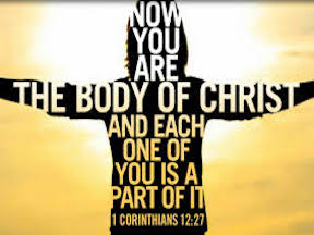 We All Make Up Christ's Body
