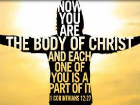 We All Make Up Christ's Body