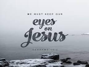 LOOK UNTO JESUS