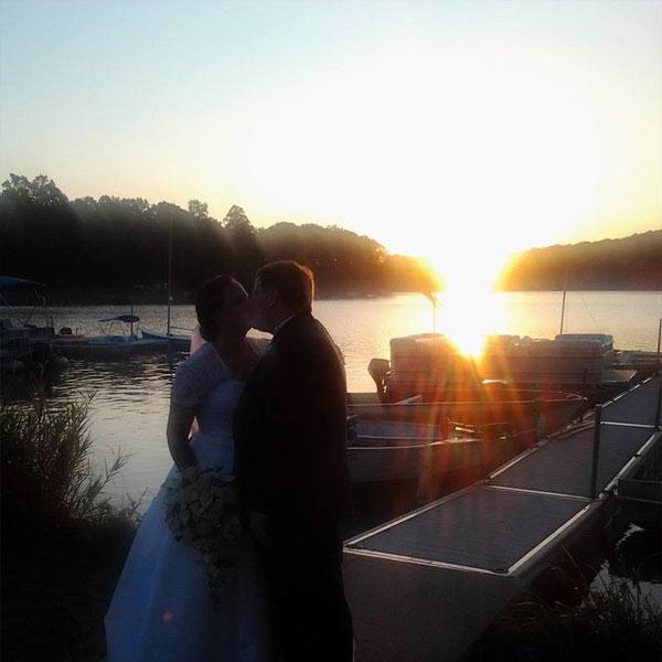 David & Lisa Campi-Sapery - September 2014