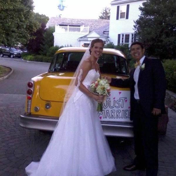 Catherine & Lorenzo - July 2013