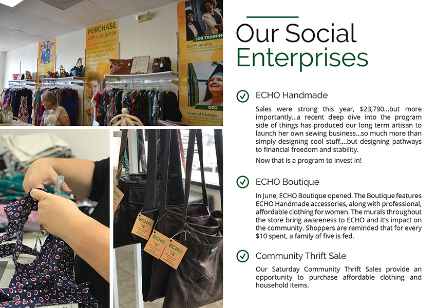 ECHO Social Enterprise
