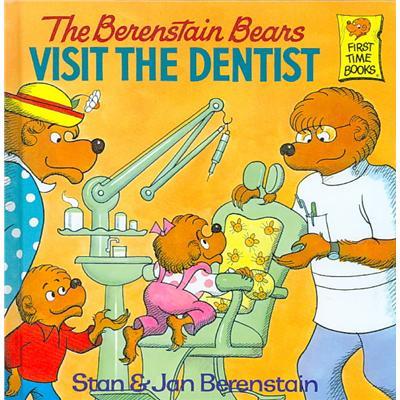 Berenstain bears visit the dentist book 2