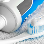 toothpaste on a toothbrush 4