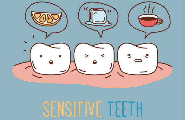 sensitive teeth cartoon photo 2