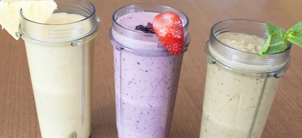 three smoothies 3