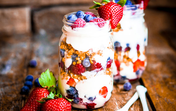 jarred parfaits 3