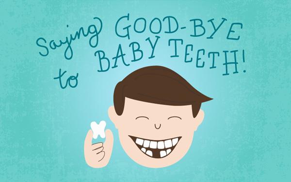 saying good-bye to baby teeth photo 2