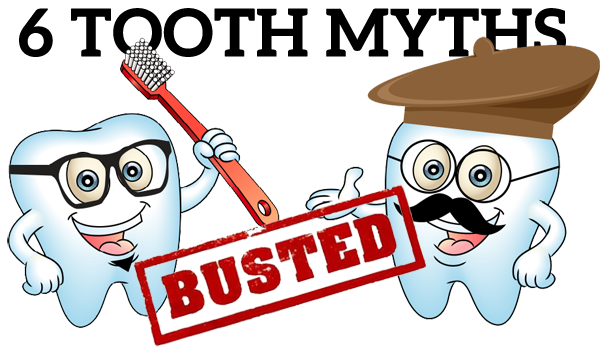 6 tooth myths busted logo 3
