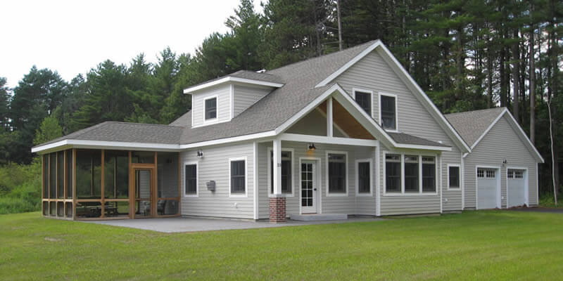 New Construction by Blane Casey Building Contractor, Inc.