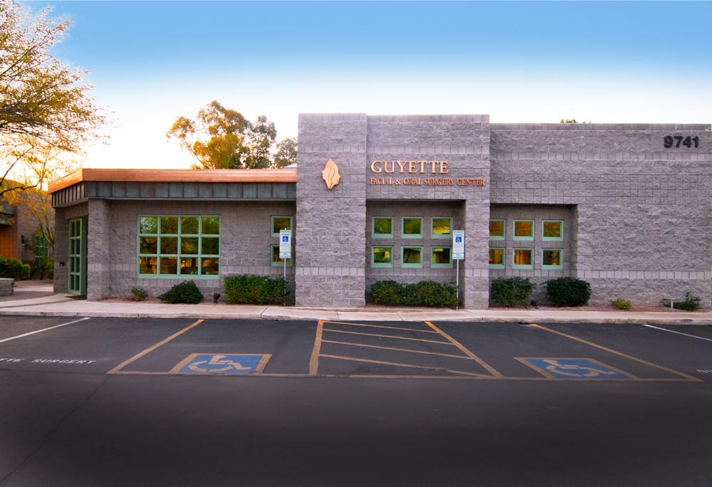 Our New Site is Live | Guyette Facial & Oral Surgery, Scottsdale, Arizona