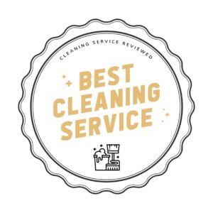 cleaning badge