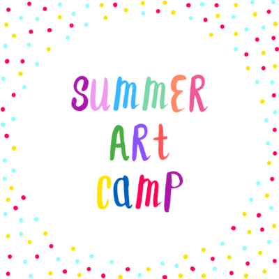 Summer Art Camp Sign Up at Dancing Crayons Workshop