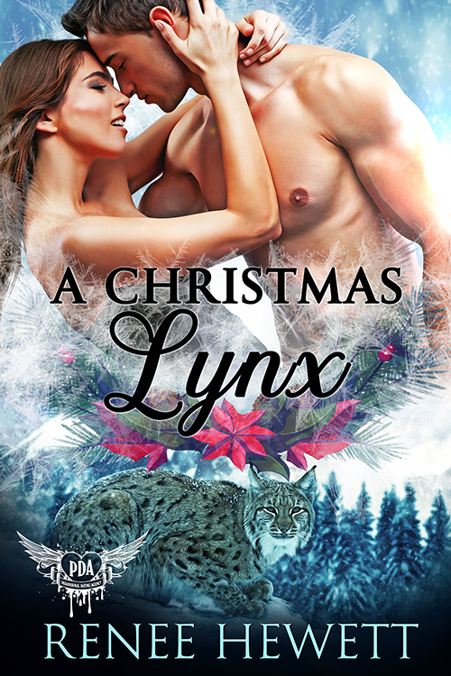 Book Cover: A Christmas Lynx