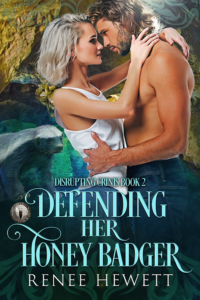 Book Cover: Defending Her Honey Badger